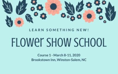 Flower Show School
