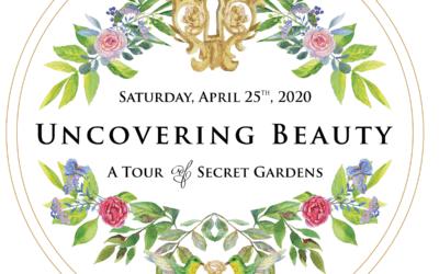 Garden Tour Tickets On Sale NOW!